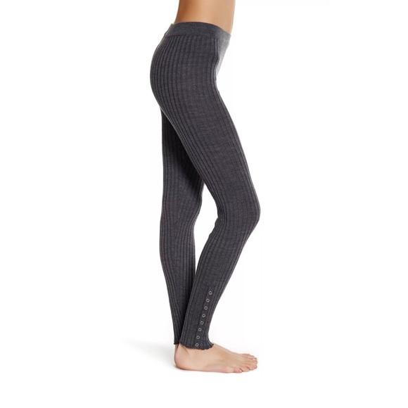 9419d2b97a3 David Lerner Pants - NEW  165 David Lerner Ribbed Merino Wool Leggings